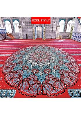 Yün Özel Tasarım 4.25 kg Cami Halısı