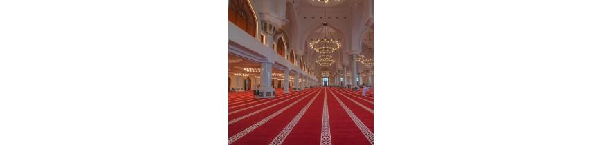 Tapis acrylique mosquée