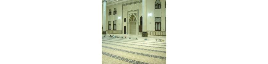 Polyamid-Moschee-Teppich