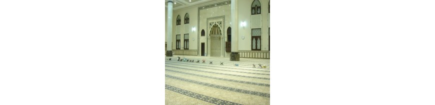 Polyamide Mosque Carpet